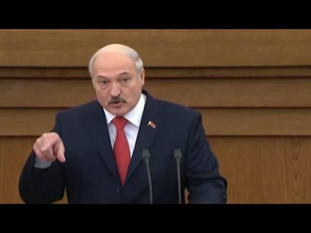 Лукашенко cильная речь РУССКИЕ И РУССКИЙ ЯЗЫК 7 10 2016г