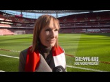 The Walking Dead's producer is a Gooner