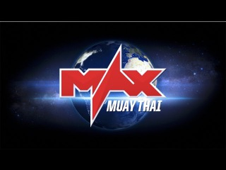MAX World Champion - Max Muay Thai Gold Belt Championship.