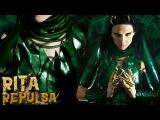 Rita Repulsa Costume Tutorial (ft. Glam&ampGore)  Craft Foam Armor Cosplay Tutorial