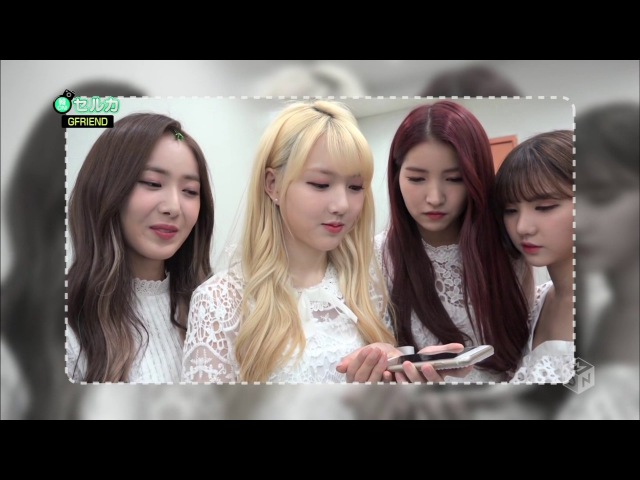 20170406 GFRIEND cut on 韓ON! MUSIC ON! TV!