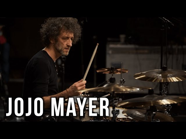 JoJo Mayer PASIC16