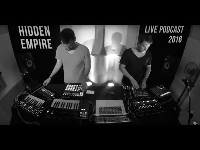 Stil vor Talent Live Session w/ Hidden Empire
