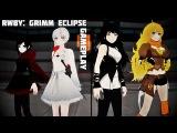 Аниме тян вышли на охоту RWBY Grimm Eclipse gameplay