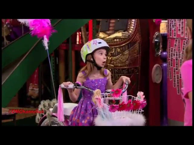 G Hannelius on Sonny With A Chance as Dakota Condor