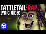 Tattletail Rap LYRIC VIDEO by JT Machinima feat. DA Games, Andrea Storm Kaden