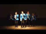 Boy Band Medley ('N Sync and Backstreet Boys covers) - BYU Vocal Point - A Cappella Jam, Mar 2015