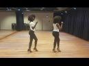 Kizomba Lady Ginga by Eliza Sala and Lisandra Lopes