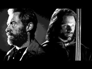 Фанатский трейлер к «Властелину колец» в стиле трейлера к фильму «Логан»