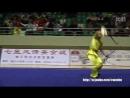 2016 Национальный Чемпионат Китая по ушу традиционный стили шуан гоу мужчины 4 место