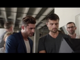 Hugo Boss Fragrance #YourTimeIsNow with Zac Efron Behind-the-scenes