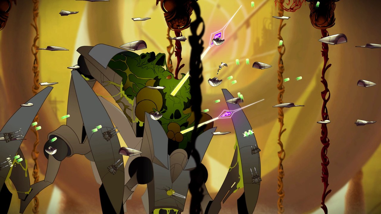 Sundered (2017) PC - Скриншот 3