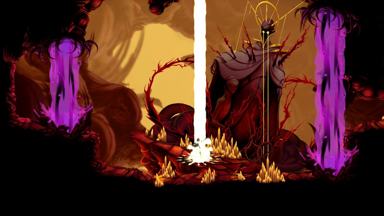 Sundered (2017) PC - Скриншот 2