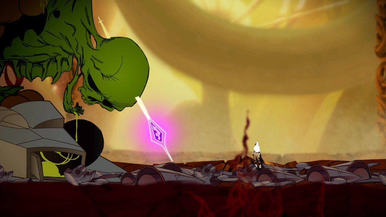 Sundered (2017) PC - Скриншот 1