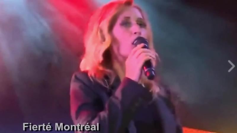 Lara Fabian Je t'aime Live 2016, FIERTÉ MONTRÉAL