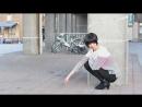 【shino】右に曲ガール 踊ってみた【182cm】 sm30600479