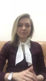 Видеоотзыв Екатерины Милиновской