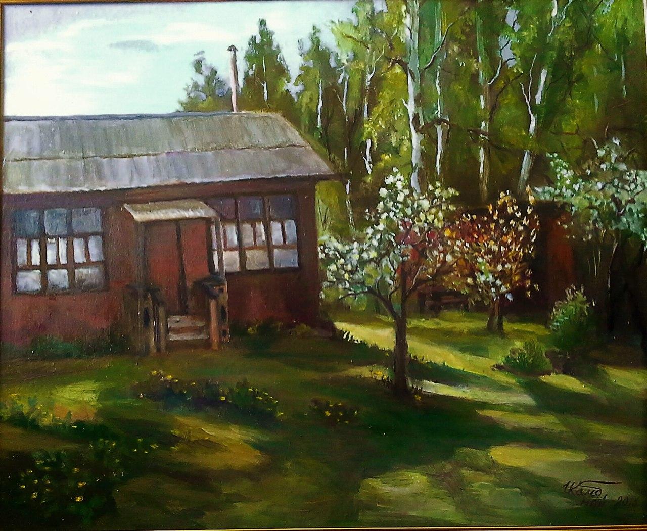 Ирина Камбарова родом из Узловой