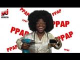 PPAP: BLACK EDITION Pen-Pineapple-Apple-Pen