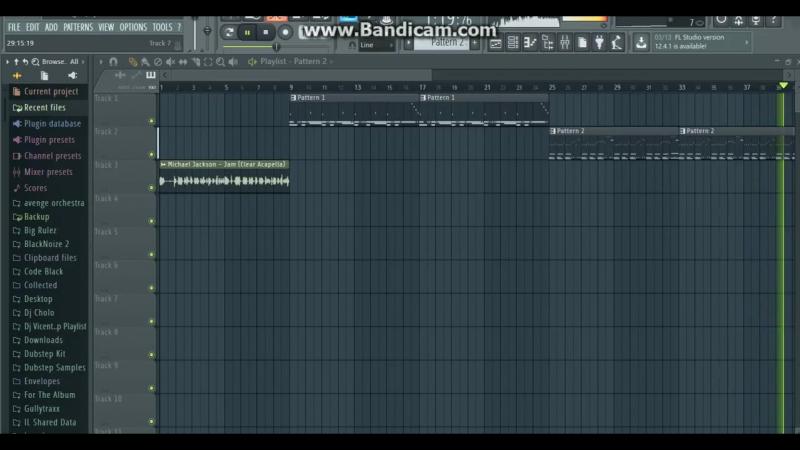 PROFA C Michael Jackson - Jam Remix