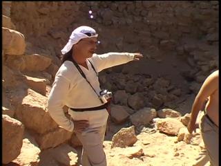 Запретные темы истории: Загадки древнего Египта (1 серия - Тайны семи пирамид)