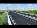 Презентация новой дороги Светотехстрой - Химмаш в Саранске.