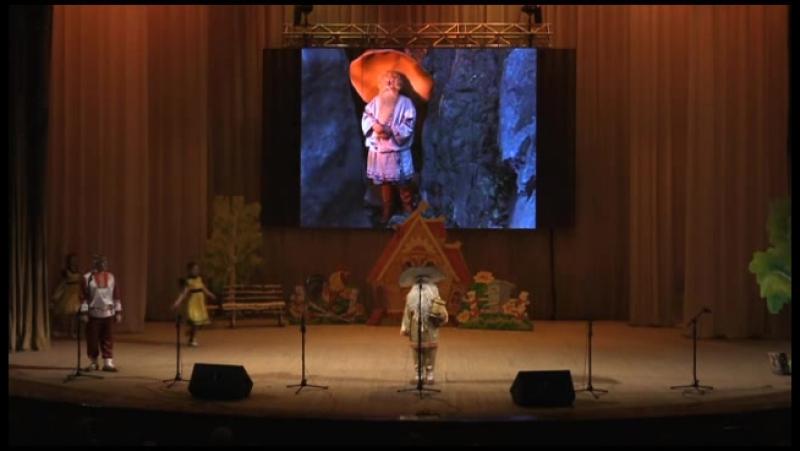 IV Губернский фестиваль самодеятельного народного творчества Рожденные в сердце России 6 м р Пестравский