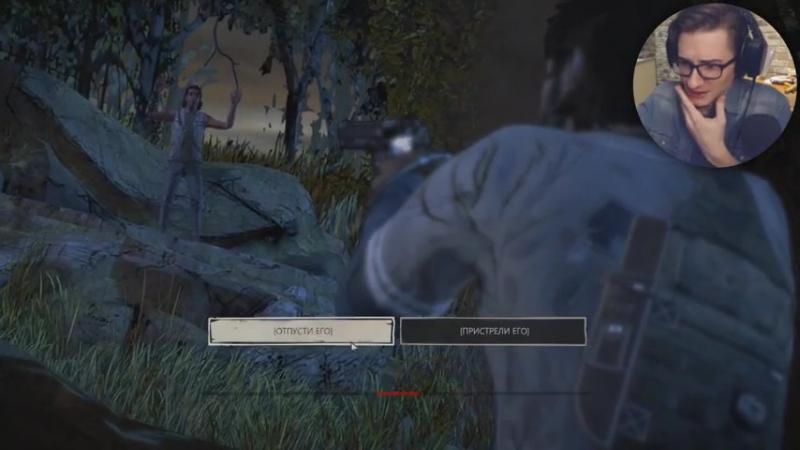 The Walking Dead A New Frontier 3 сезон Прохождение 1 Дядя Лёша смотреть онлайн без регистрации