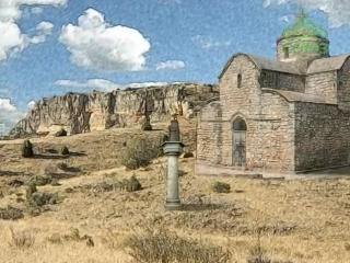20 ноября. Сегодня день памяти преподобного Лазаря Галисийского