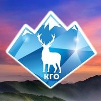 Логотип Краснодарское Географическое Общество (КГО)
