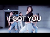 1Million dance studio I Got You - Bebe Rexha / May J Lee Choreography