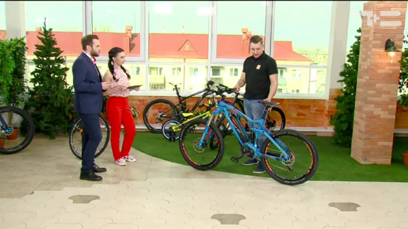 Велосипед с членом