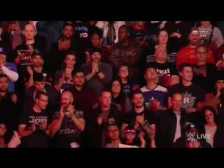Промо Голдберга на RAW 21/11/2016