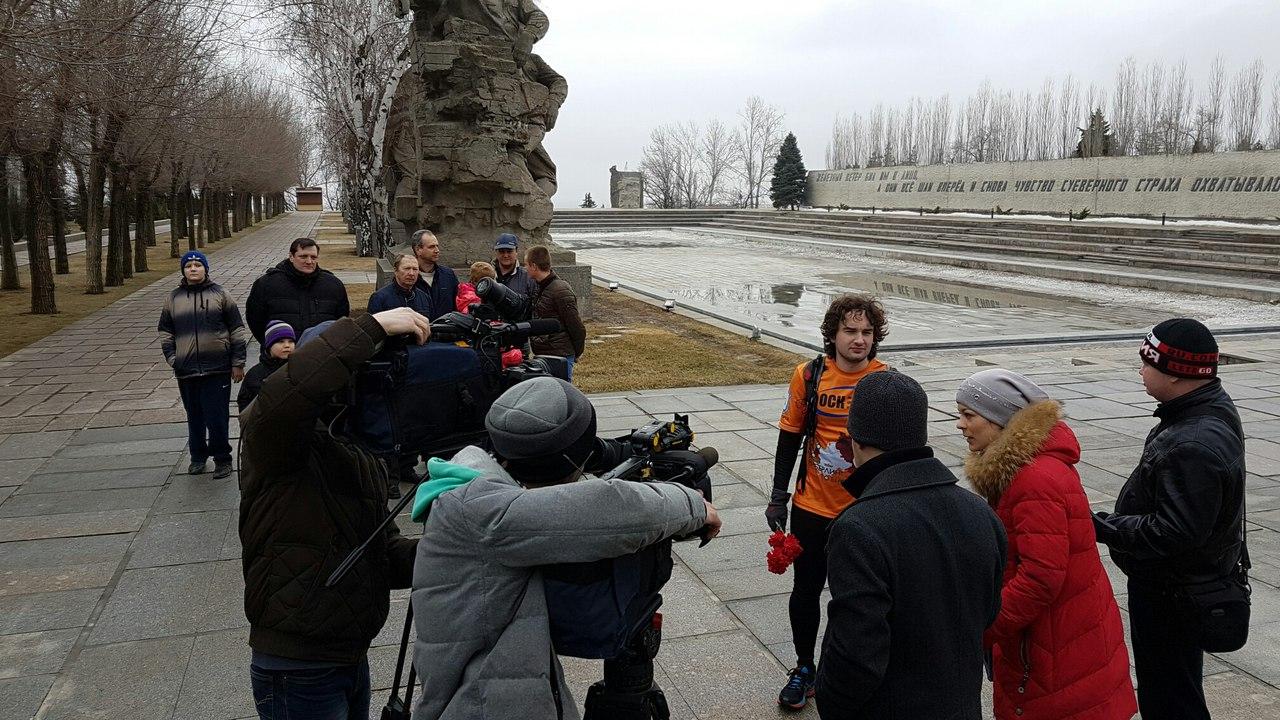 Марафонец из Магнитогорска побывает в Курске