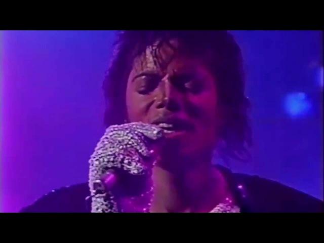Michael Jackson - Billie Jean - Live in Toronto 1984