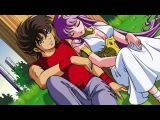 AMV Crossover Saint Seiya x Sailor Moon