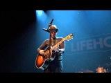 Lifehouse - Jason Wade - Acoustic set live@De Oosterpoort Groningen