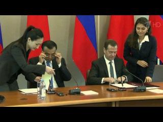 Россия иКитай намерены расширить сотрудничество помногим важным направлениям.
