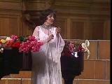Зара Долуханова - Ночь и грёзы (1981 нем. муз. Франца Шуберта - ст. М. Коллин)