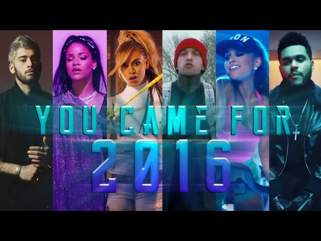 YOU CAME FOR 2016 | Year End Mashup (Megamix) by Adamusic