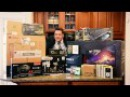 Video Extreme Computer Build i7 6950X and Titan X Pascal SLI Unboxing Build and Assembly