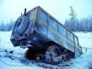 Северные дороги бездорожье дальнобойщики по экстремальному суровому северу