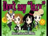 K-On! - Don't Say Lazy ( 8-bit )