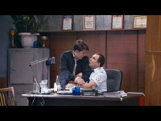 Однажды в России: Начальник ГИБДД и директор автошколы из сериала Однажды в Росс...