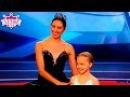 Лучше всех Изящная балерина Алина Серебрякова 05 03 2017
