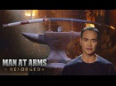 Nodachi Sword – For Honor - Man At Arms Reforged feat. Mark Dacascos