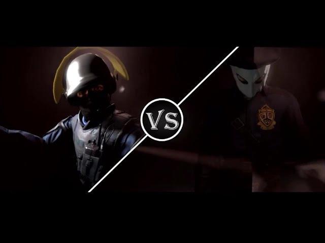 Рэп Битва | Террористы vs Спецназа