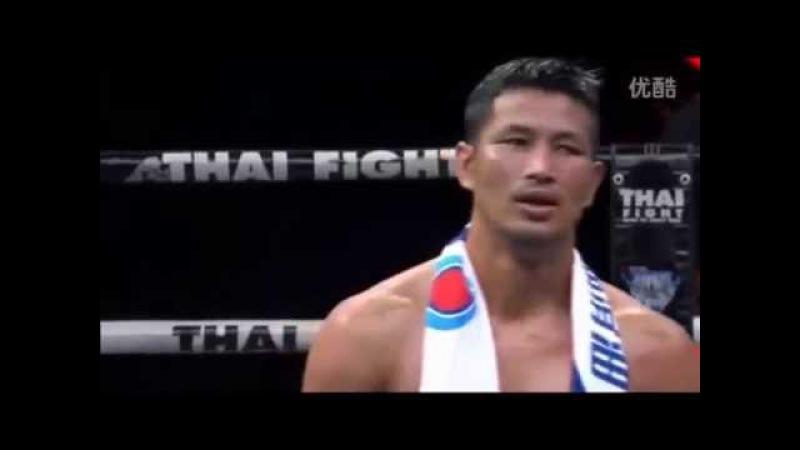 THAI FIGHT ง๊อไบ๊ สุดสาคร ส.กลิ่นมี (Thai) vs Islam Murtazaev (Russia)