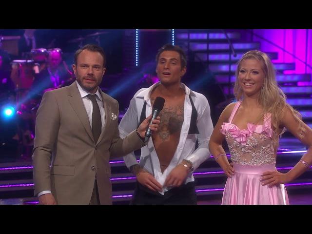 Samir Badran och Sigrid Bernson – Vals - Let's Dance (TV4)