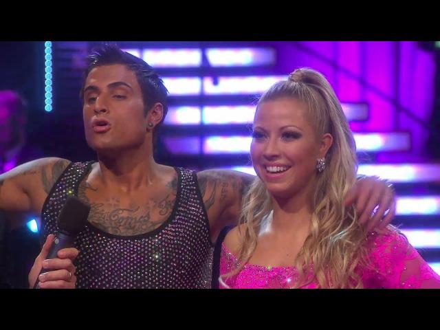 Samir Badran och Sigrid Bernson – Jive - Let's Dance (TV4)